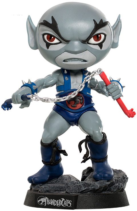 Iron Studios Panthro Mini Co. Collectible Figure