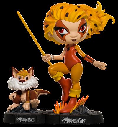 Cheetara and Snarf Mini Co. Collectible Figure