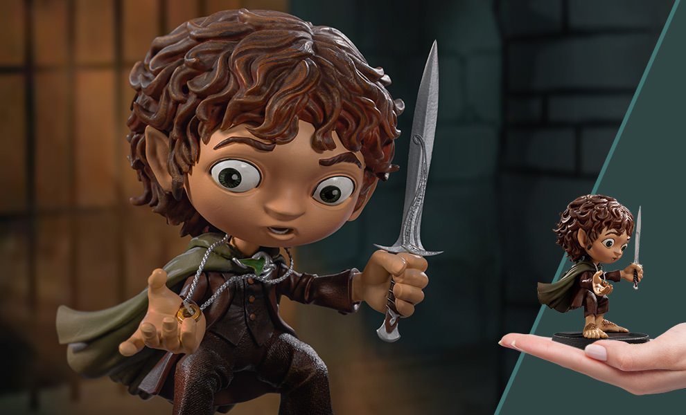 Gallery Feature Image of Frodo Mini Co. Collectible Figure - Click to open image gallery