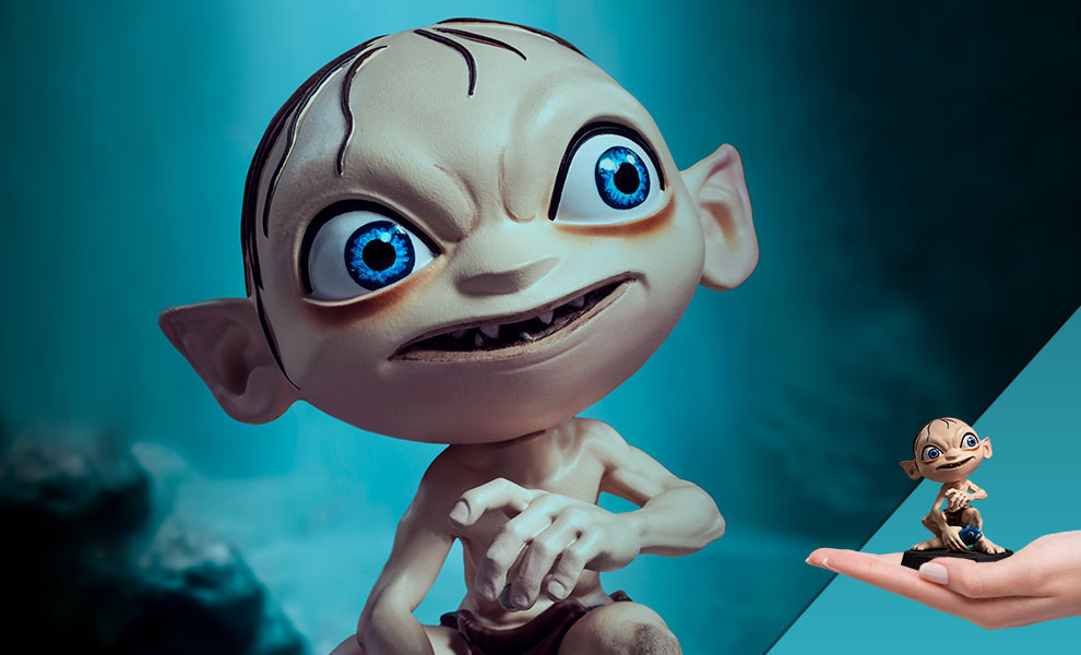 Gallery Feature Image of Gollum Mini Co. Collectible Figure - Click to open image gallery