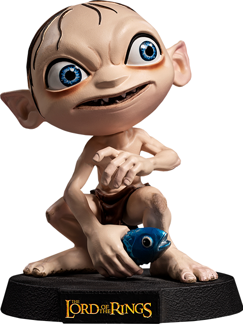 Iron Studios Gollum Mini Co. Collectible Figure