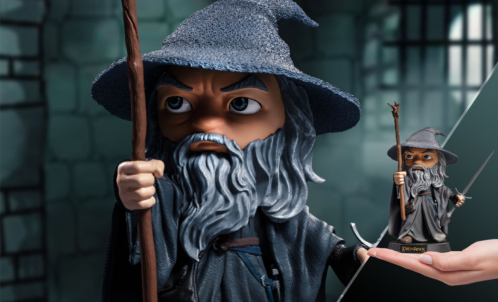 Gallery Feature Image of Gandalf Mini Co. Collectible Figure - Click to open image gallery