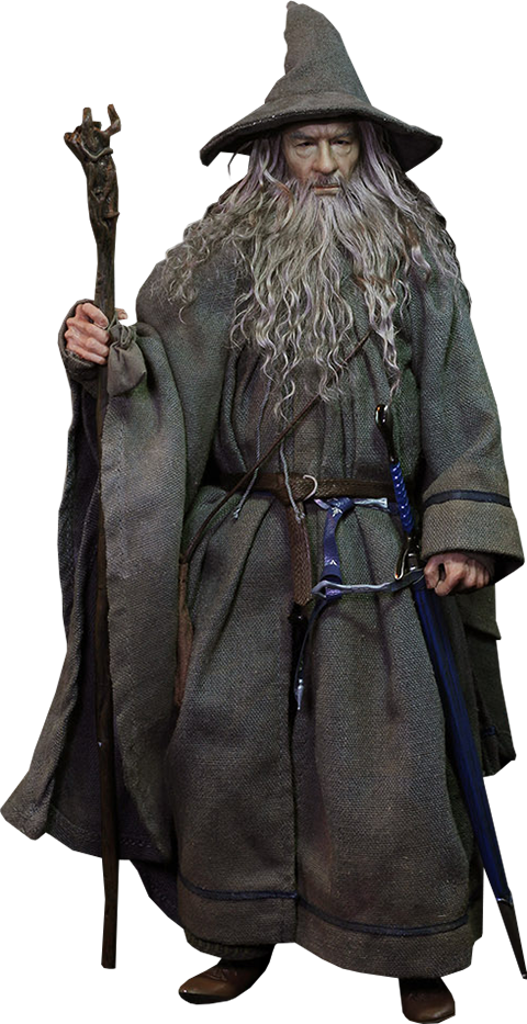 Asmus Collectible Toys Gandalf the Grey Sixth Scale Figure