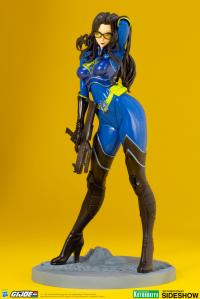 Gallery Image of Baroness (25th Anniversary Blue Color) Statue