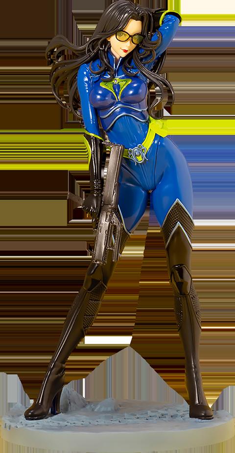 Kotobukiya Baroness (25th Anniversary Blue Color) Statue