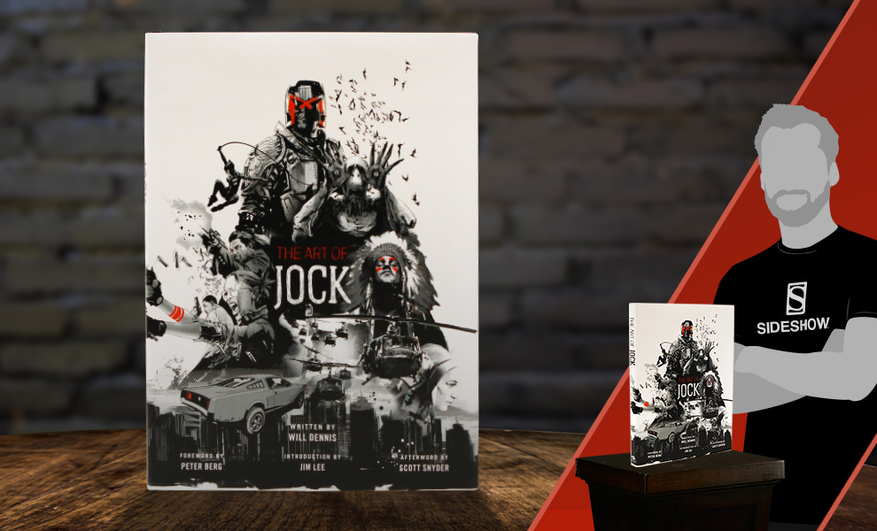 Gallery Feature Image of The Art of Jock Book - Click to open image gallery