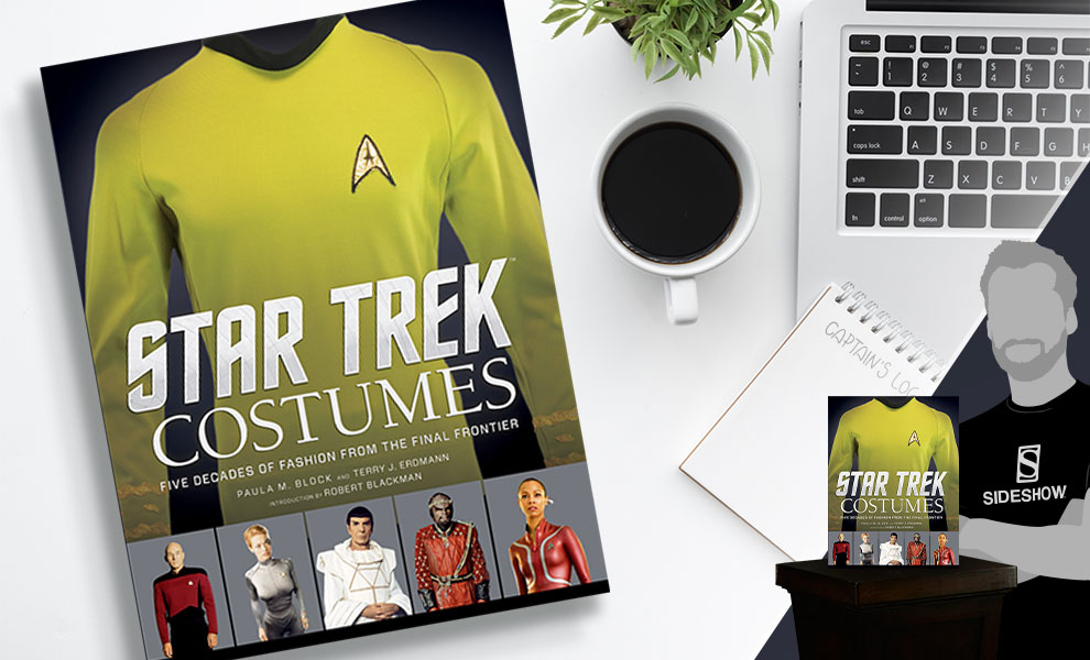 Gallery Feature Image of Star Trek: Costumes Book - Click to open image gallery