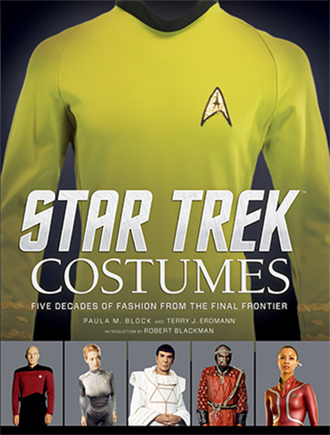 Insight Editions Star Trek: Costumes Book