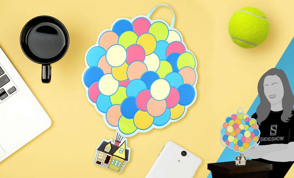 Gallery Feature Image of UP Balloons Mini Backpack Apparel - Click to open image gallery