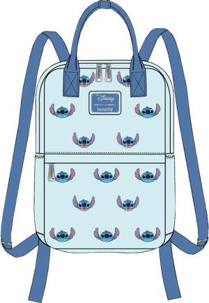 Stitch Canvas Mini Backpack Apparel