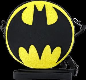 Bat Signal Crossbody Apparel