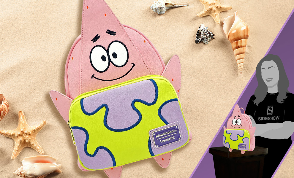Gallery Feature Image of Patrick Mini Backpack Apparel - Click to open image gallery