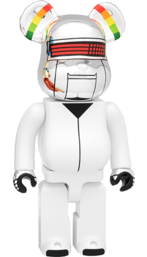 Be@rbrick Daft Punk: Thomas Bangalter 1000% (Discovery Version) Figure