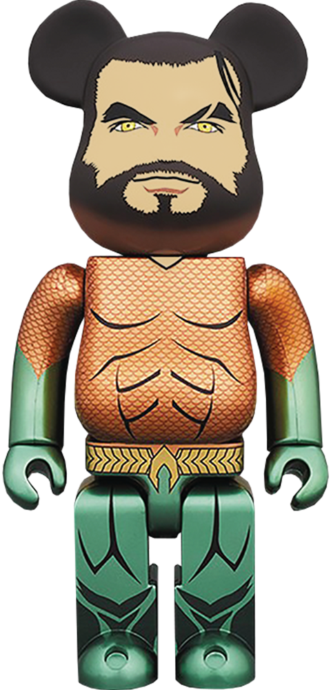 Medicom Toy Be@rbrick Aquaman 400% Figure