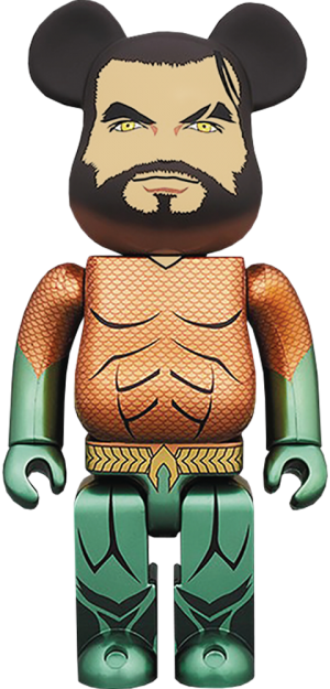 Be@rbrick Aquaman 400% Figure