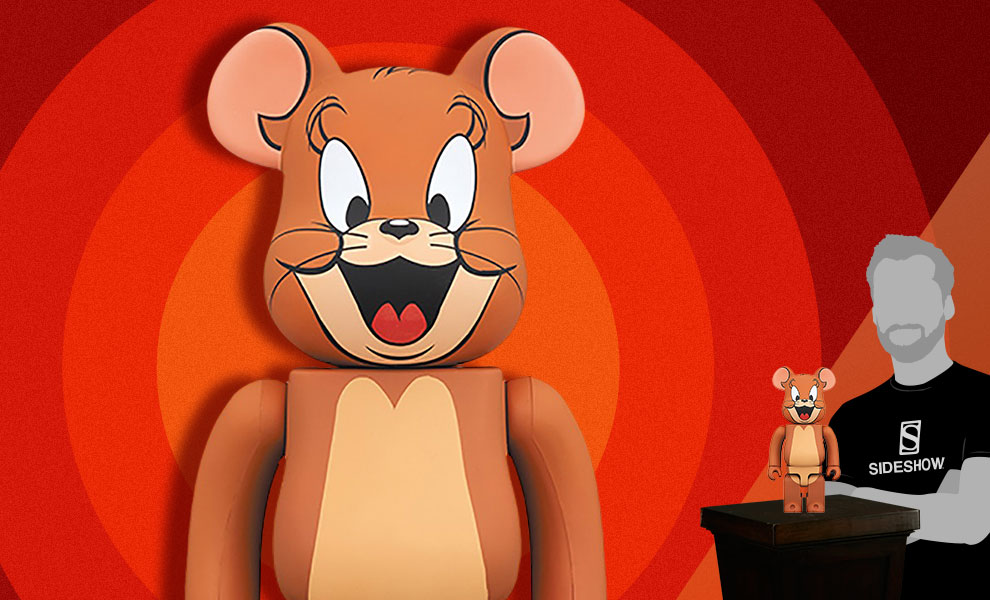 Gallery Feature Image of Be@rbrick Jerry 400% Figure - Click to open image gallery