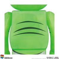 Gallery Image of Be@rbrick Slimer (Green Ghost) 100% and 400% Collectible Set