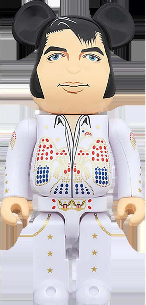 Medicom Toy Be@rbrick Elvis Presley 1000% Figure