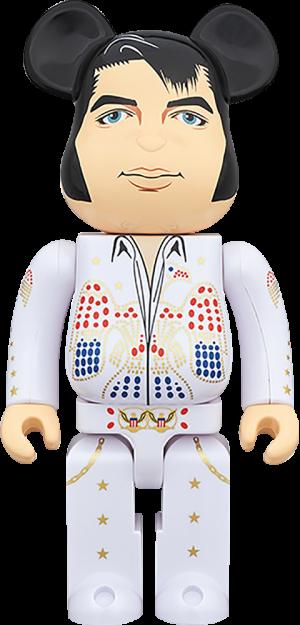 Be@rbrick Elvis Presley 1000% Figure
