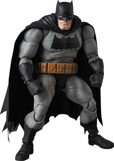 "Medicom Toy Batman ""The Dark Knight Returns"" Collectible Figure"