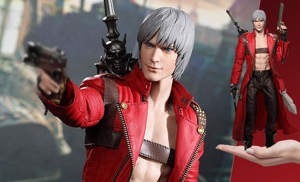 Gallery Feature Image of Dante Sixth Scale Figure - Click to open image gallery