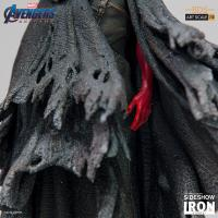 Gallery Image of Red Skull Statue