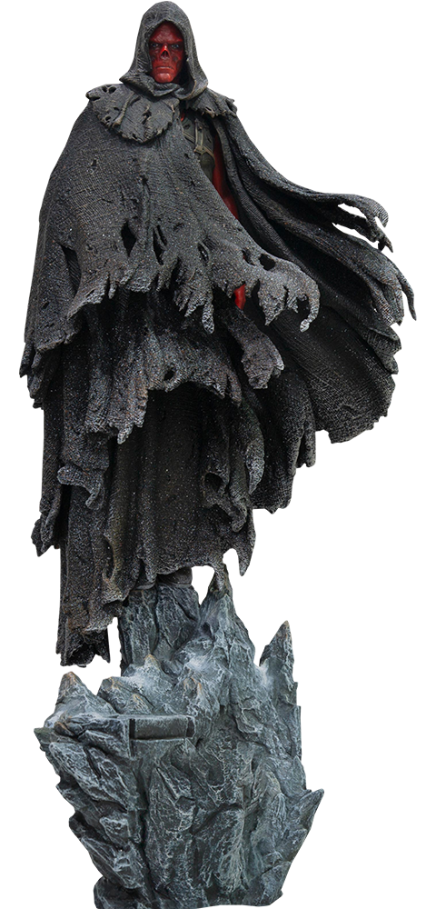 Iron Studios Red Skull Statue