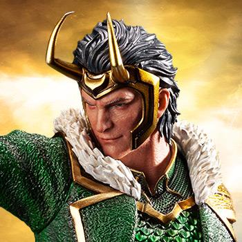 Loki Marvel 1:10 Scale Statue