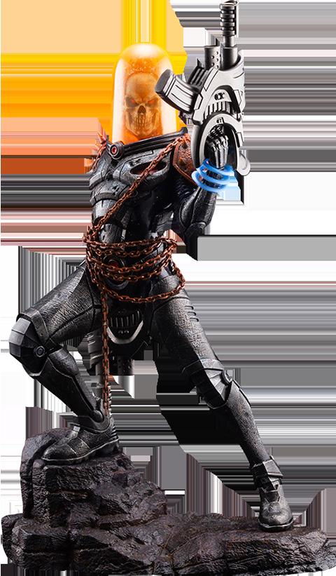 Kotobukiya Ghost Rider Statue