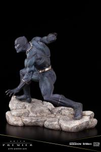 Gallery Image of Black Panther 1:10 Scale Statue