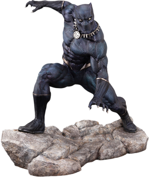 Black Panther 1:10 Scale Statue
