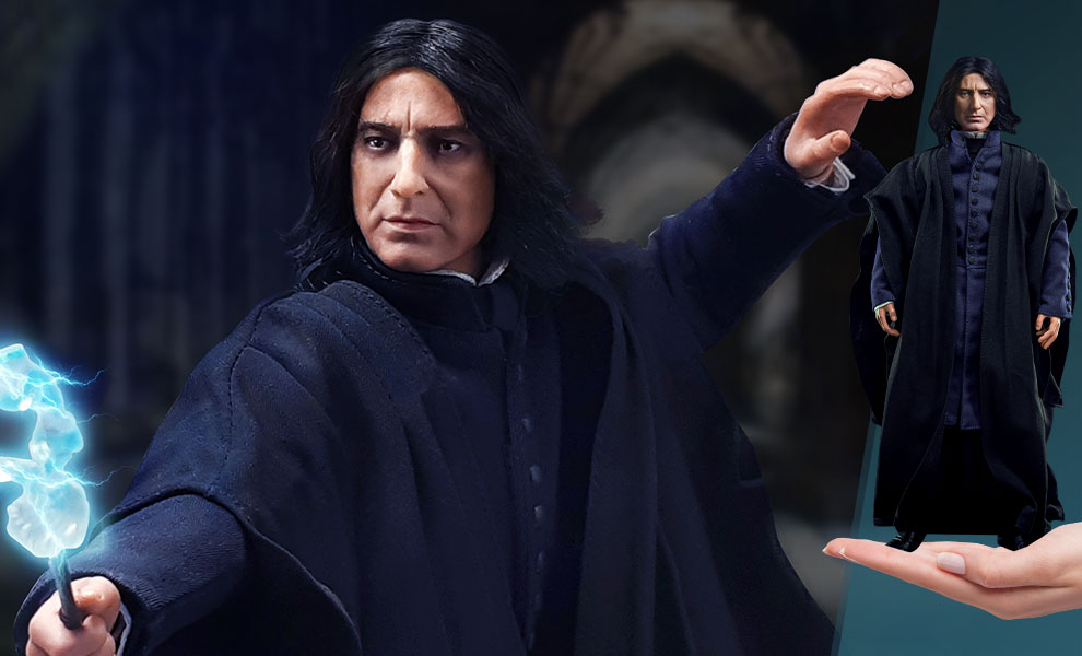 Gallery Feature Image of Severus Snape 2.0 Sixth Scale Figure - Click to open image gallery