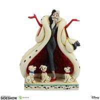 Gallery Image of Cruella De Vil Figurine
