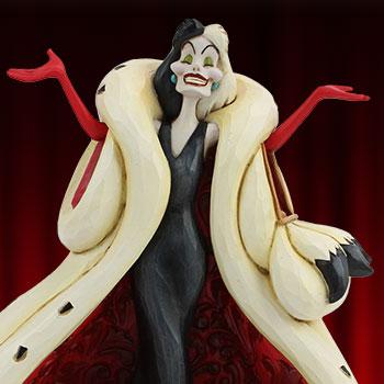 Cruella De Vil Figurine