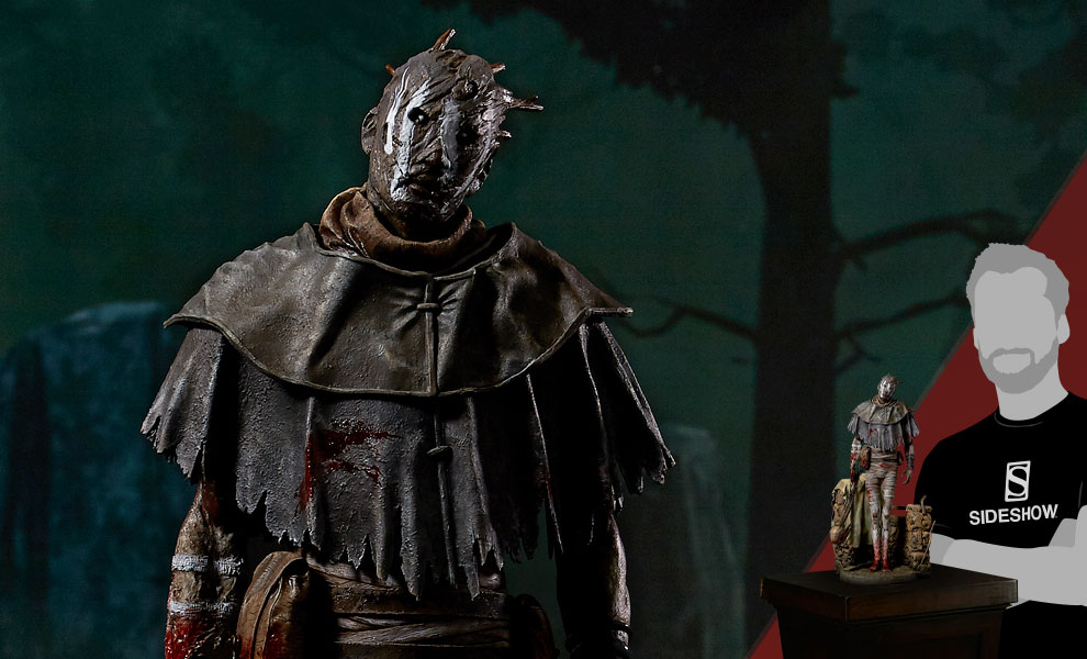Gallery Feature Image of The Wraith Statue - Click to open image gallery