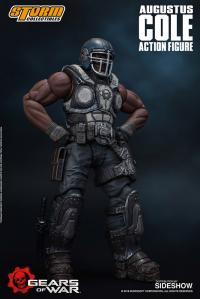 Gallery Image of Augustus Cole Collectible Figure