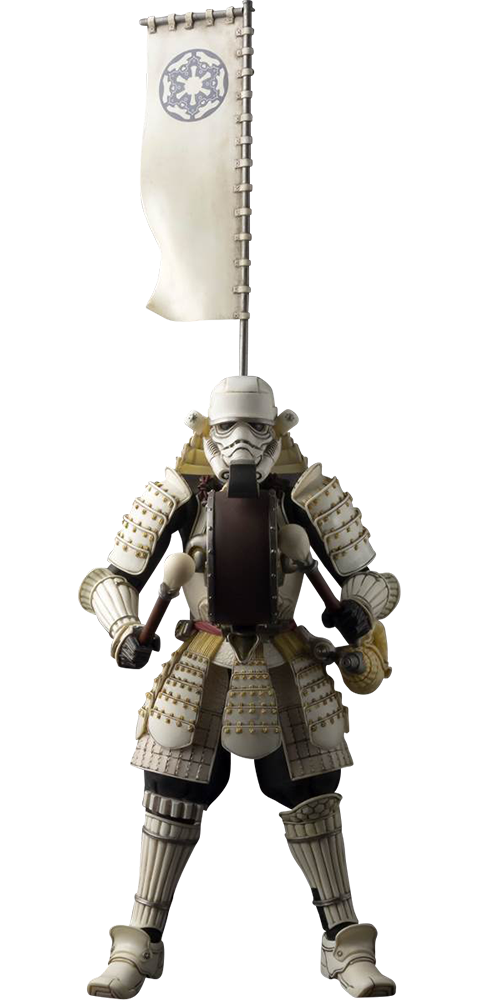 Bandai Taikoyaku Stormtrooper Collectible Figure