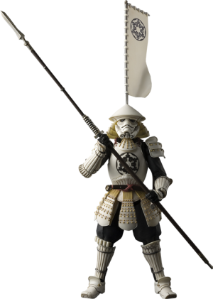 Yari Ashigaru Stormtrooper Collectible Figure