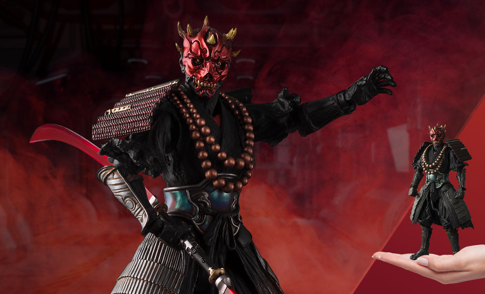 Gallery Feature Image of Sohei Darth Maul Collectible Figure - Click to open image gallery