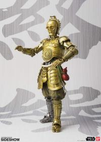 Gallery Image of Honyaku Karakuri C-3PO Collectible Figure