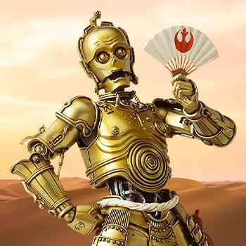 Honyaku Karakuri C-3PO Collectible Figure