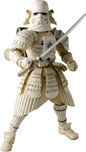 Kanreichi Ashigaru Snowtrooper Collectible Figure
