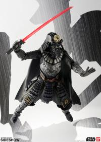 Gallery Image of Samurai General Darth Vader Collectible Figure