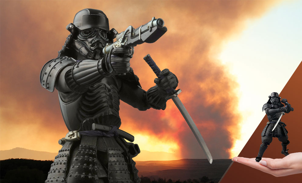 Gallery Feature Image of Onmitsu Shadowtrooper Collectible Figure - Click to open image gallery