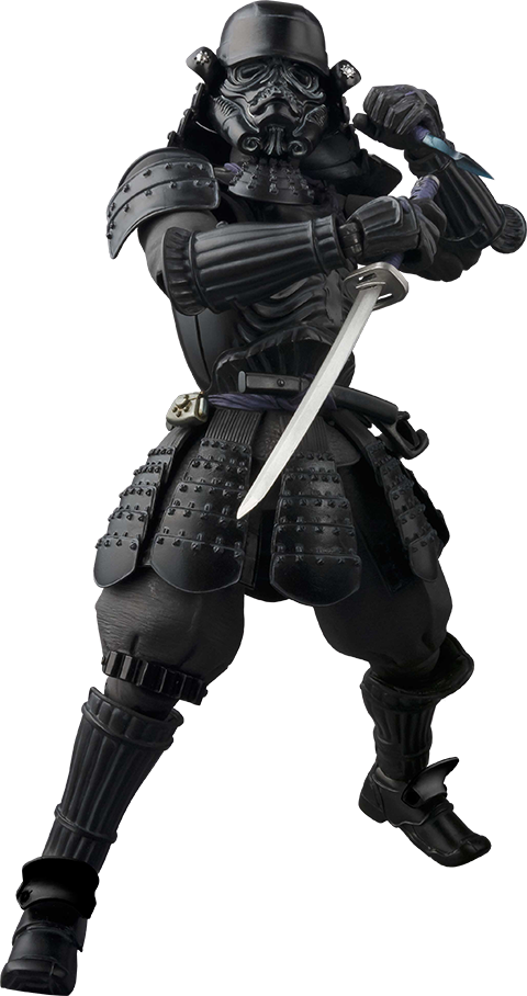 Bandai Onmitsu Shadowtrooper Collectible Figure
