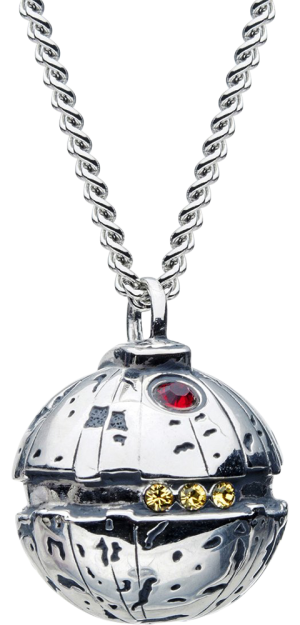 Thermal Detonator Necklace Jewelry
