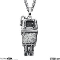 Gallery Image of Gonk Droid Necklace Jewelry