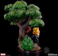 Gallery Image of Deadpool x Ghost Rider Q-Master Diorama