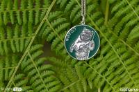 Gallery Image of Endor Planetary Medallion Jewelry