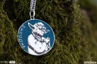 Gallery Image of Dagobah Planetary Medallion Jewelry